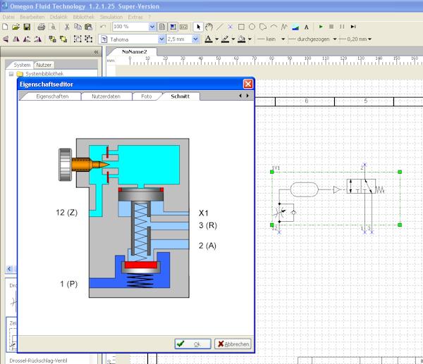 Software Screenshots | Omegon Fluid Technology